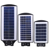150/300/450LED Solar Street Light PIR Motion Sensor Wall Lamp With Remote Waterproof