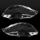 Auto Vervanging Koplamp Lamp Plastic Cover Lens Voor BMW E71 X6 2008-2014
