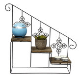 Plant Stand Dispaly Shelf Garden Flower Rack Home Kitchen Room Storage