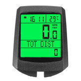 Rainproof Bicycle Cycling Wireless Speedometer LCD Screen Computer Bike Odometer