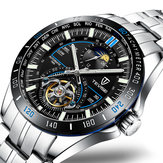 TEVISE T855 Waterproof Full Steel Automatic Mechanical Watch