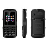 ODSCN BOSS62 1.8 inch 1000mAh FM Radio bluetooth Whatsapp Flashlight Durable Button Camera Keyboard Plastic Dual SIM Card Feature Phone