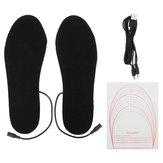 Pés quentes quentes elétricos da palmilha aquecida da sapata pés Aquecedor aquecedor do inverno do pé do USB