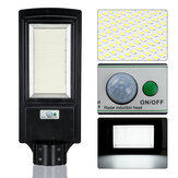 3500W 462/936 LED Solar Street Light PIR Motion Sensor Outdoor Wall Lamp+Remote