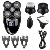 Five Blade Electric Shaver Rechargeable Shaver & Razor