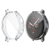Enkay Transparent Full Cover Ripebestandig TPU Watch Cover for Galaxy Watch Active 2 44mm
