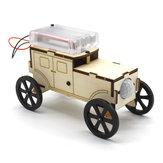 DIY Smart Robot Car STEAM Körper Induktion Pädagogisches Satz Robot Toy