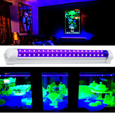 32CM USB paars UV Ultraviolet LED stijve strip lichtbalk buis Decor Party Lamp Blacklight DC5V