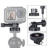 ULANZI U-19 Quick-Release Base Adapter Dengan 1/4 '' Tripod Screw untuk DJI Osmo Action Camera Accessories