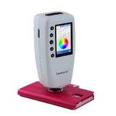 WR10 Colorímetro digital de alta precisión Probador de medidor de energía con diferencia de color