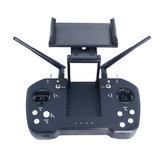 Skydroid T12 2.4 جيجا هرتز 12CH Intergrated مراقبة فيديو ونظام التحكم عن بعد مسافة 20 كم مع جهاز استقبال R12 و الة تصوير للطائرة بدون طيار RC