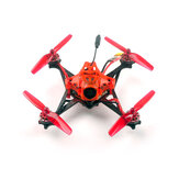 Eachine RedDevil V2 105mm 2-3S FPV Racing Drone Whoop PNP / BNF Crazybee F4 PRO Caddx EOS2 5.8G 25 ~ 200mW Nano VTX