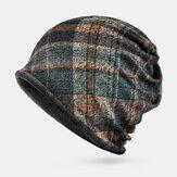 Men's Winter Warm Skullcap Beanies