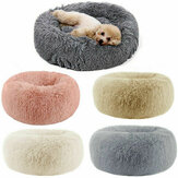 Soft Puppy Cat Dog Pet Bed Cave Sleeping Nest House Mat Cushion Warm Washable