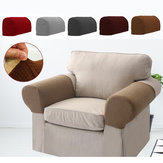 2 Stks / 1 Set Armsteun Cover Stretch Set Bank Stoel Sofa Rooster Arm Protector Slipcovers