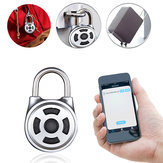 Electronic Smart bluetooth APP Control Padlock Travel Luggage Suitcase Backpack Lock