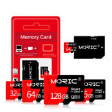 MORIC TF بطاقة Memory بطاقة 32GB 64GB 128GB Pendrive Class 10 U1 U3 TF Flash بطاقة