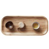 CHENGSHE Bambusowa mata na herbatę Narzędzia do robienia herbaty Kung Fu od