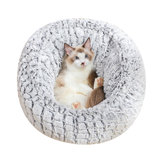 PV Long Plush Super Soft Питомник для домашних животных Собака Кот Удобная подушка для сна Регулируемая