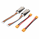 2 Set JST XH Board Balance Expansion Charger Adapter Board voor HOTA D6 D6PRO D6+ Lader