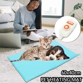 10 Levels Electric Pet Self Heating Mat Waterproof Dustproof Warm Blankets Winter Soft Pad Dog Cat Bed Rug 30W