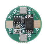5pcs 1S 3.7V 18650 Lithium Battery Protection Board 2.5A Li-ion BMS with Overcharge and Over Discharge Protection