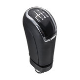 6 Speed Manual Gear Shift Knob Black For Mercedes-Benz C-Class W203 S203 01-07