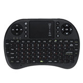 UKB-500-RF 2.4G Wireless German English Layout Mini Keyboard Touchpad Air Mouse Airmouse for TV Box Mini PC
