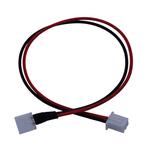 21cm 2Pin Power Grafikkartenlüfter Verlängerungskabel XH2.54 Interface Netzteilkabel Anschlusskabel