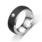 Bakeey Watch Partner Edelstahl Smart Bluetooth Ring Smart NFC Ring für Android