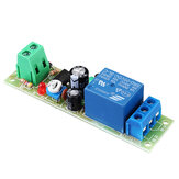 JK-02 5V 0-200S Power-on On Delay Automatically Disconnects Timer Relay Module NE555