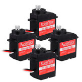 4PCS Racerstar DS5601MG 120° 5.6g Coreless Metal Gear Micro Digital Servo For RC Airplane 0.89kg 0.10sec
