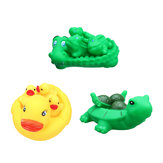 Creative Children's Bathroom Plastic Animal Bath Toys