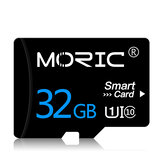 MORIC Class10 U1 U3 Karta pamięci Karta TF 128 GB 64GB 32GB TF Flash Karta Smart Card do smartfona