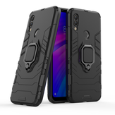 Bakeey Armor Magnetic Card Holder Shockproof Protective Case For Xiaomi Redmi 7