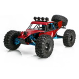 M100B 1/12 4WD 2.4G Brush Rc Car Feiyue FY03H Metal Body Shell Shell Desert Off-road Truck RTR Modele pojazdów