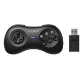 8bitdo M30 Mini 2.4G Wireless Gamepad Game Controller for Nintendo Switch for SEGA Genesis Mini for Mega Drive Mini