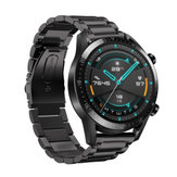 Bakeey 22mm Smart Watch con cinturino in acciaio inossidabile Banda Per Huawei WATCH GT 2 46mm