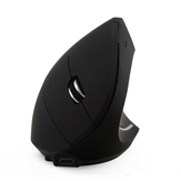 Wowpen CM0090 1600DPI 2.4GHz inalámbrico recargable óptico ratón vertical ergonómico Diseño para PC Laptap