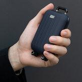 3Life 339 Valiz El Isıtıcı Isıtıcı Şarj Taşınabilir Batarya Güç Bankası Iki-hız Sabit Sıcaklık