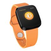 Bakeey P3 Integrovaná karoserie IPS Obrazovka 24h Srdeční frekvence O2 IP68 200mAh Zpráva Data Storage Smart Watch