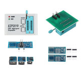 EZP2019 High Speed SPI FLASH Programmer 24/25/93 bios 25T80 Burning Offline Copy Programming