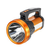 10000MAh campeggio LED Spotlight Torcia ricaricabile ricaricabile