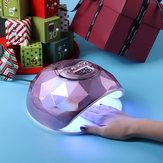 Mor Colorful Tırnak Lamba Tırnak Işık Terapi Makinesi UV Lamba