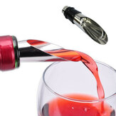 [Versión optimizada] Circle Joy New Acero inoxidable Licor Spirit Pourer Fast Red Wi-ne Decanter Bottles herramientas Kit de