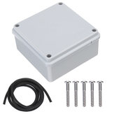 IP65 Weatherproof PVC Plastic Outdoor Industrial Adaptive Junction Box Case