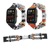 Bakeey retro-stijl horlogeband vervangende horlogeband voor Amazfit GTS Smart Watch