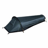 Ultralight Backpacking Tent Outdoor Camping Sleeping Bag Lightweight Single Person Tent