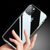 Baseus AirBag Crystal Clear Clear Case Soft TPU transparent pour iPhone 11 6,1 pouces
