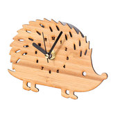 16cm Animal Shape Magnetic Wall Clock Home Refrigerator Door Hanging Decorations